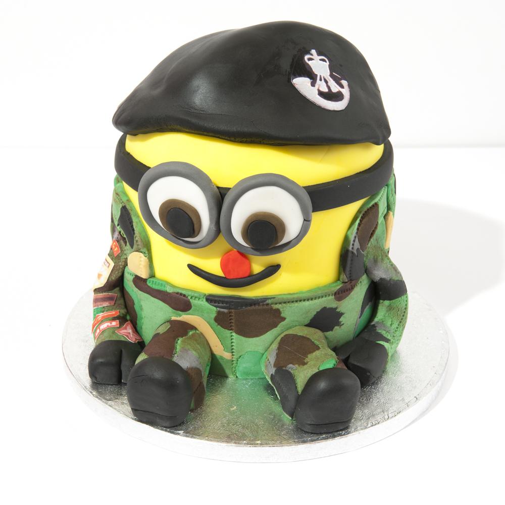 Minion Cake birthday cakes christening cakes naming day cakes
