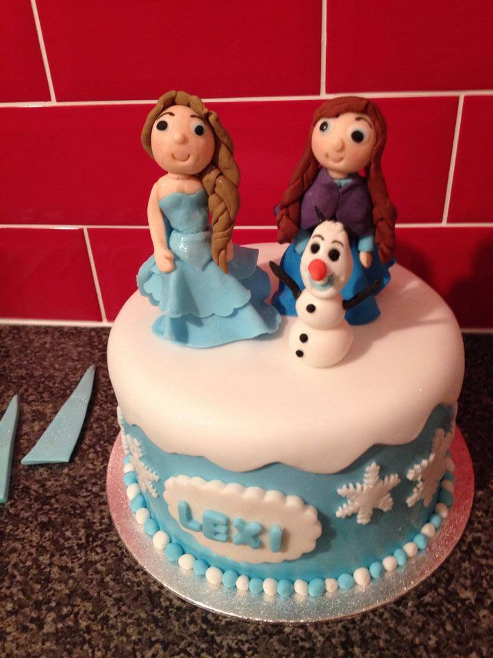 home kids cakes frozen cake