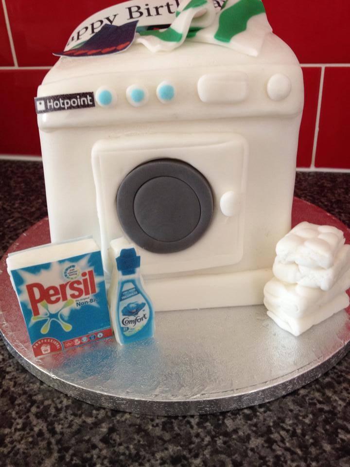 Washing Day Cake